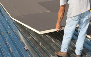 benefits of insulating Newtownabbey flat roofing