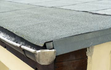 repair or replace Newtownabbey flat roofing?